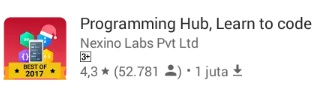 logo programming hub