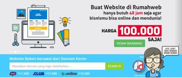 rumah web