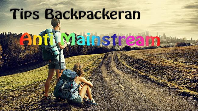 Tips Backpackeran Murah